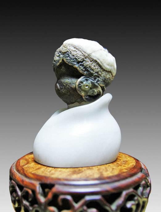 中国十大奇石产地在哪现在的价格 每一个都 石如其名 像到不行