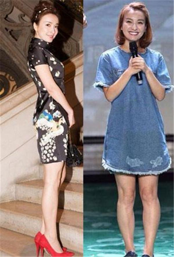 瘦腿方法_吴昕是怎么减掉小粗腿的瘦了多少斤,吴昕减肥前后照片对比太 ...