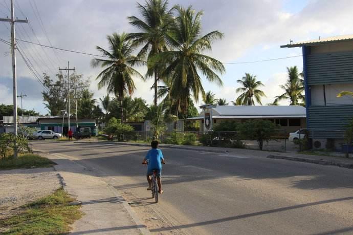 世界上uedbet滚球国--瑙鲁岛 皓皓却以靠矿产致富匪此雕刻么