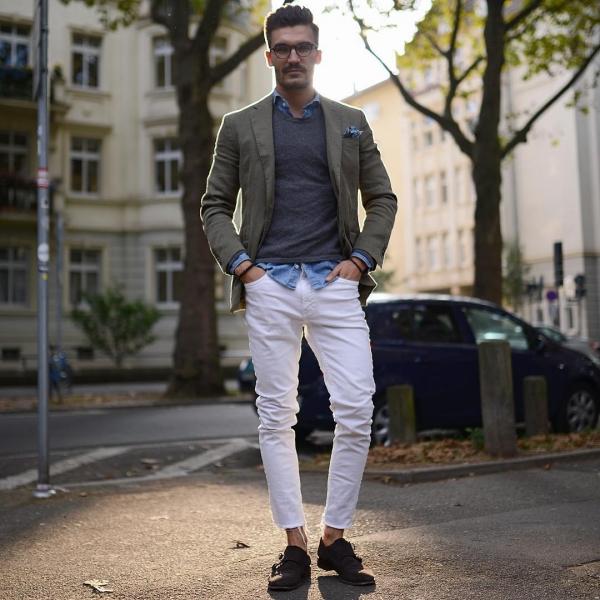 帽衫_男士秋天穿什么外套好看图片 今秋穿这些外套更加时尚有型_天涯 ...