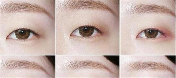 单眼皮怎么画眼影好看步骤图解,单眼皮适合什么颜色眼影