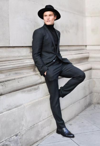 切尔西靴配什么裤子男哪个牌子好 男士切尔西靴搭配推荐