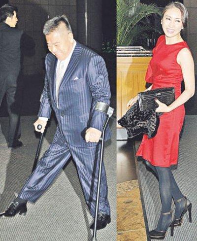 马延强为什么腿残疾图片 马延强怎么残疾的到什么程度