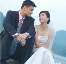 叶莉怕姚明什么称嫁给姚明很可怕 叶莉个人资料身高多少