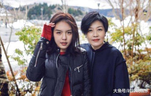 李咏的女儿多大多高叫啥 李咏女儿法图麦个人资料这么漂亮图片