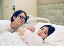 林宥嘉儿子侧脸照片叫什么名字 你觉得长得像谁呢