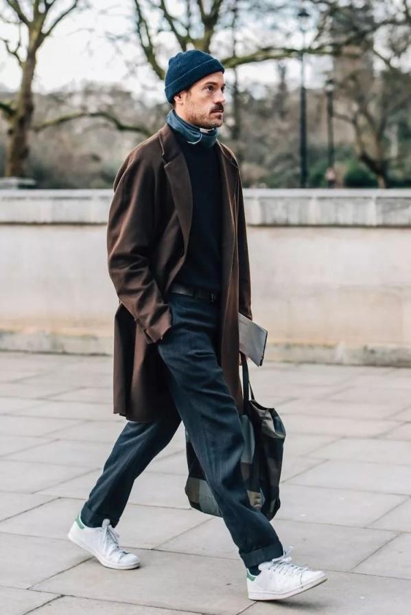 男士西装裤配什么鞋子好看图片 秋冬穿西装裤展现型男风范