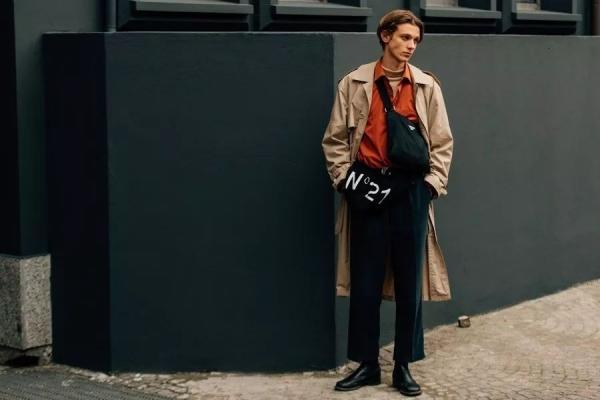 男生高领毛衣配什么外套好看 秋冬高领毛衣引领新时尚