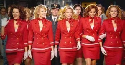 空姐制服诱惑图片