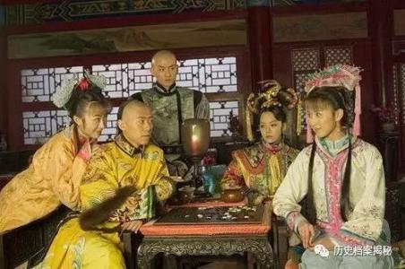 �v史上康熙最�鄣呐�人是�l 康熙皇帝39��妃子最�鄣木故撬�