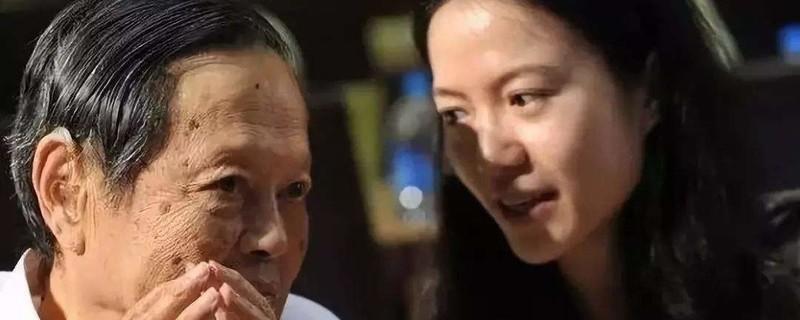 翁帆为什么嫁给杨振宁