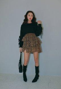 冬天长靴配什么衣服好看图片 会穿长靴的女生更有女人味