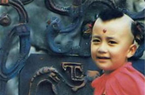 红孩儿是谁的儿子图片 红孩儿的父亲原来是他
