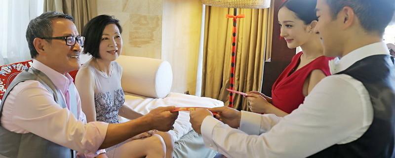 刘恺威和杨幂是哪一年结婚的