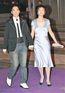 张达明老婆何念慈照片 何念慈张达明林真的离婚了吗
