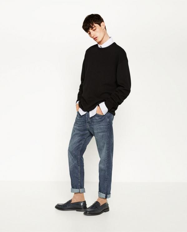 黑色开衫搭配男_男生黑色毛衣搭配什么外套好看 这样穿尽显绅士型男魅力_天涯 ...