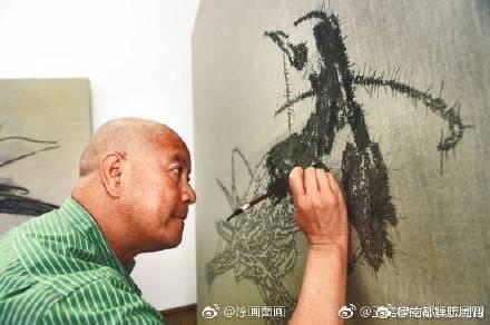 叶永青的画值得投资吗作品价格?叶永青拍卖一亿的画是哪一副?