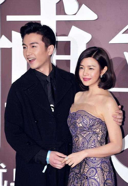 网曝陈晓和陈妍希离婚了女方太浪?陈晓和陈妍希怎么认识的?真爱