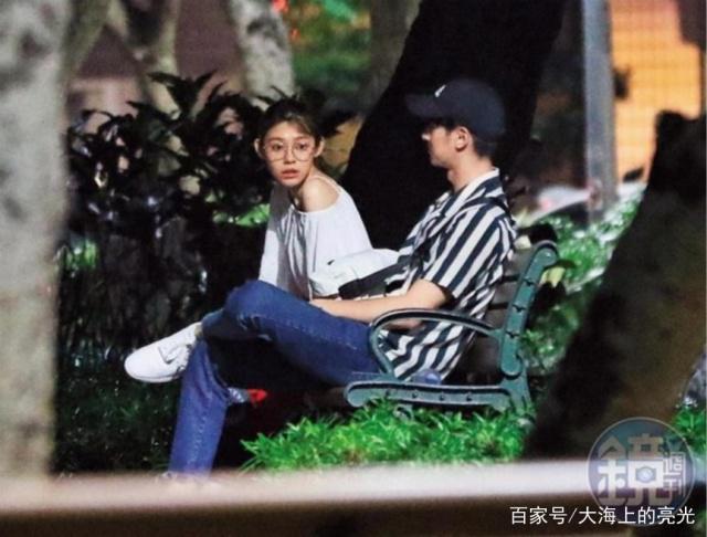 张轩睿是渣男和前女友shiny亲密照 张轩睿林明祯怎么样分手了吗?
