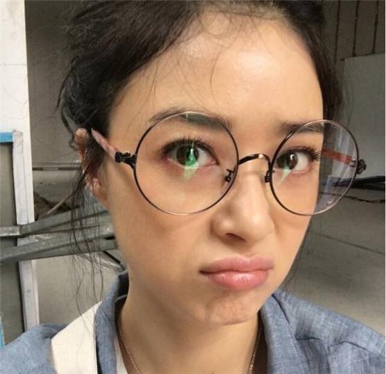 女士脸型配眼镜图解 江疏影杨幂等女星教你如何搭配眼镜飙升气质