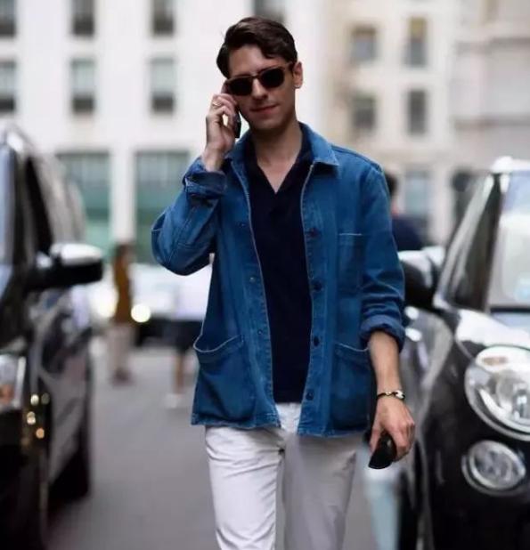 春天衬衫怎么搭配男士搭配什么外套 看型男衬衫怎么配衣服