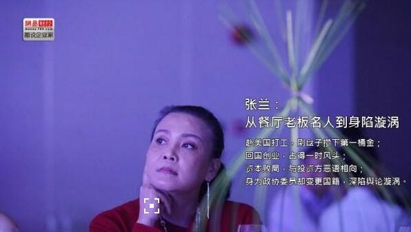 俏江南张兰现状为什么被监禁? 俏江南现在是谁的张兰破产了吗