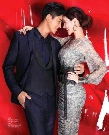 乔振宇老婆是谁资料介绍照片 乔振宇和前女友王丽坤为什么分手深