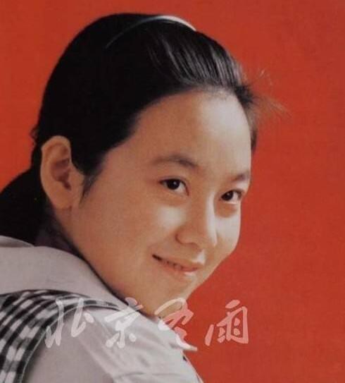 闫妮年轻时太漂亮了 闫妮有几任丈夫前夫邹伟再婚了吗