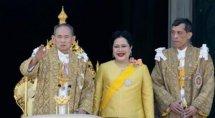 泰国新国王的丑事娶过几任妻子最爱哪个老婆?泰王第三任妻子下场