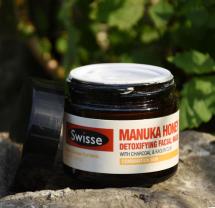 麦卢卡蜂蜜清洁面膜怎么样好用吗 swisse麦卢卡清洁面膜使用方法
