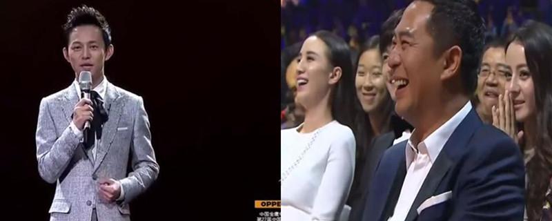 何炅调侃张嘉译是哪个颁奖典礼
