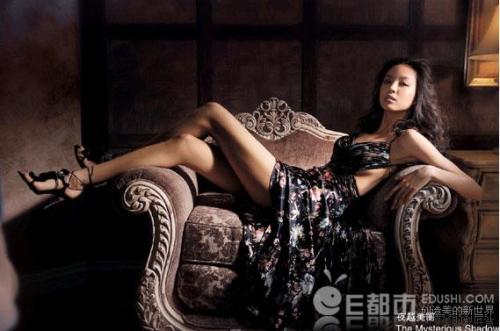 张梓琳为什么是炮架天生一副好炮架图文?女人是炮架是什么意思?