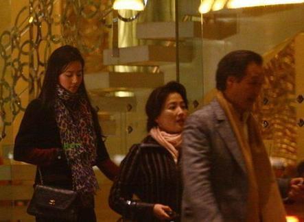 陈金飞和刘亦菲妈妈什么关系?刘晓莉和陈金飞是怎么认识的?