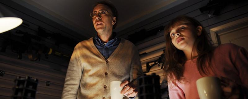 尼古拉斯凯奇和一个小女孩的电影是什么