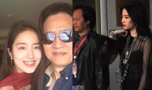 刘亦菲和杨采钰是什么关系?两人的交集其实就是干爹陈金飞