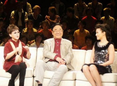 金铁霖李谷一离婚原因,李谷一现任丈夫肖卓能简介女儿是干什么的