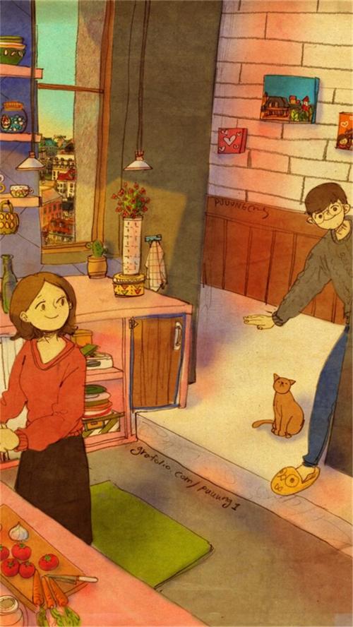恋爱中最舒服的关系是这样的 爱情中两个人最舒服的关系你拥有吗