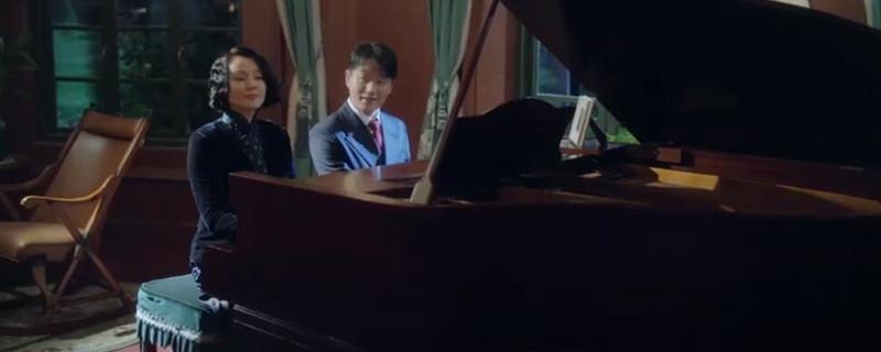 奔腾年代常汉坤弹的钢琴曲叫什么