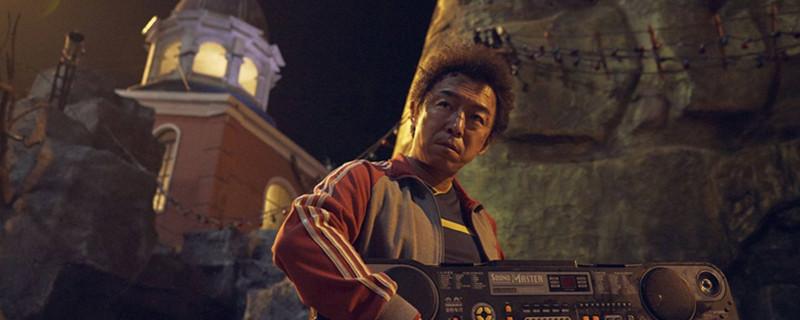 黄渤和沈腾还有外星人的电影叫什么名字
