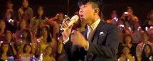 林俊杰唱我们是哪一期