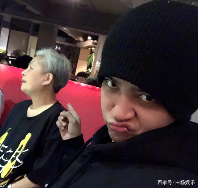 罗志祥和他的妈妈黑料被扒三观颠覆?罗志祥和妈妈舌吻没有界限?