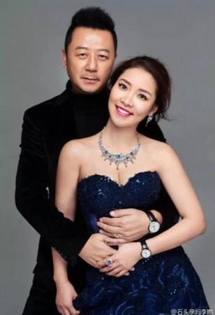 郭涛老婆李燃干什么的家庭背景个人资料简介,李燃为什么嫁给郭涛