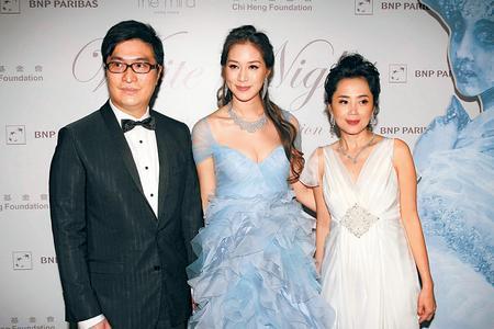 香港人眼中的徐子淇,千亿媳妇徐子淇风水,徐子淇老公花边新闻