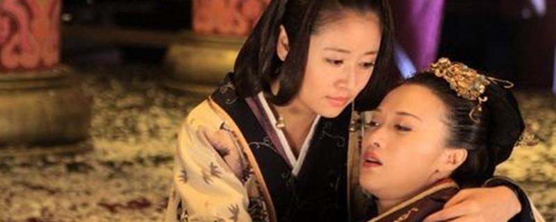 美人心计窦漪房和薄太后争吵在第几集