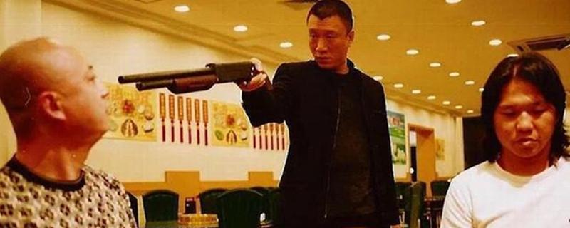 征服刘华强拿枪指着封彪是哪一集