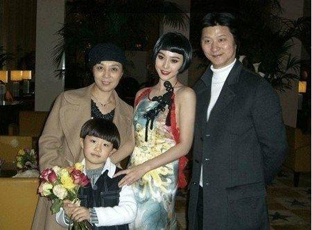 范丞丞是谁的儿子和洪金宝是父子谣言的由来?