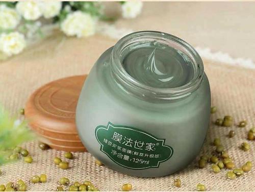 膜法世家绿豆泥浆面膜功效怎么用 膜法世家绿豆适合多大年龄肤质