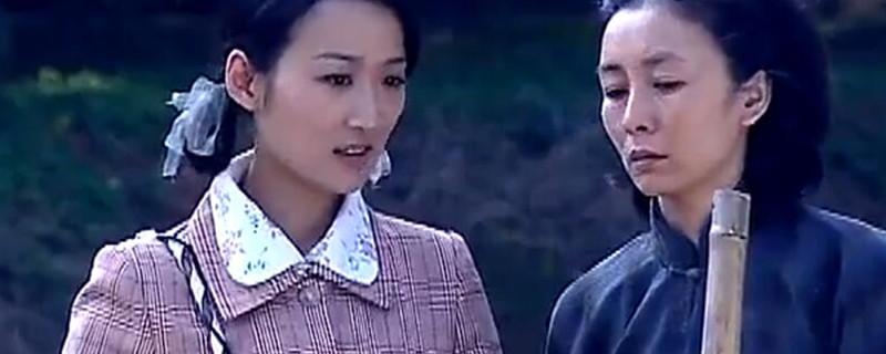 七妹电视剧嫣红结局