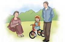 婆婆帮忙带孩子有哪些弊端 孩子千万不要给这三种婆婆带!