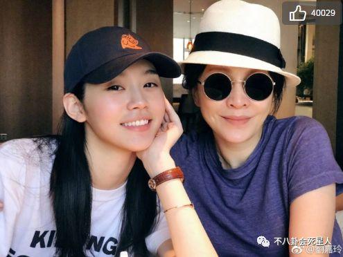 刘嘉玲说奚梦瑶不简单,奚梦瑶什么出生家里很有钱父母资料介绍